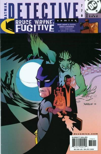 Detective Comics #770