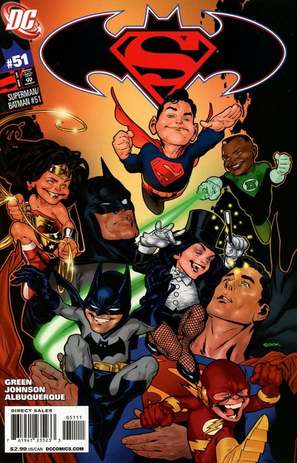 Superman / Batman #51