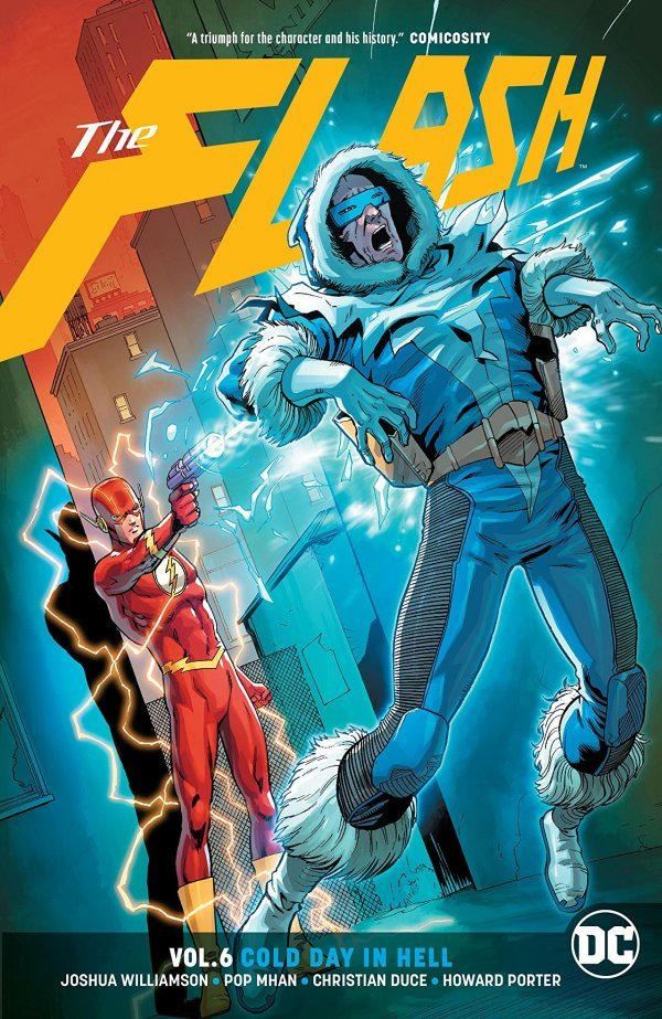 The Flash Vol. 6: A Cold Day In Hell TP