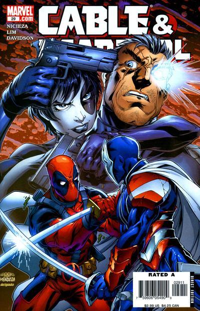 Cable & Deadpool #29