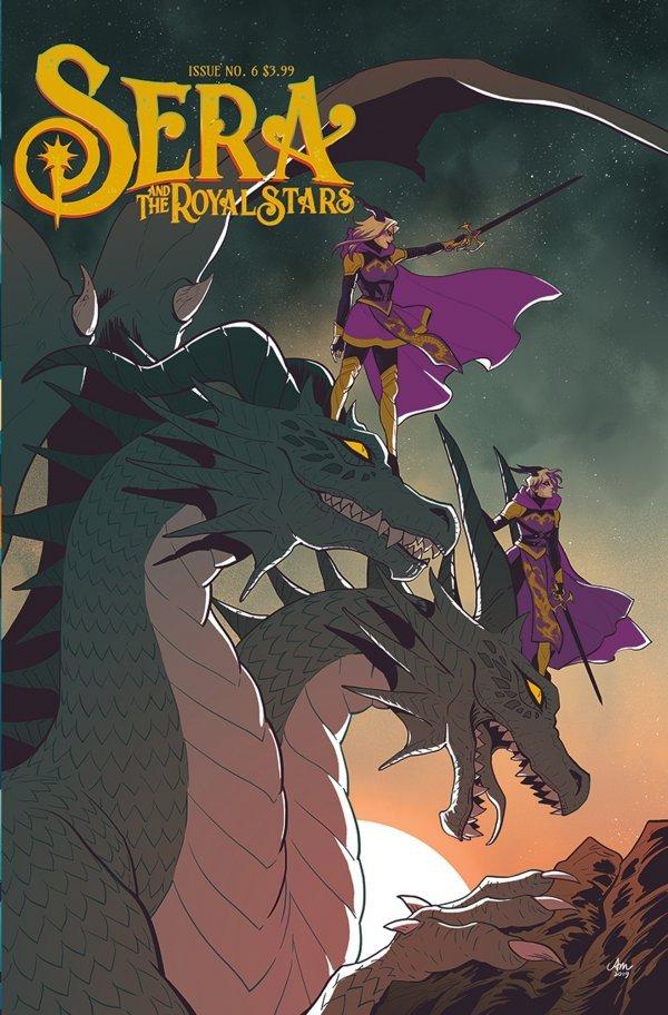 Sera and the Royal Stars #6