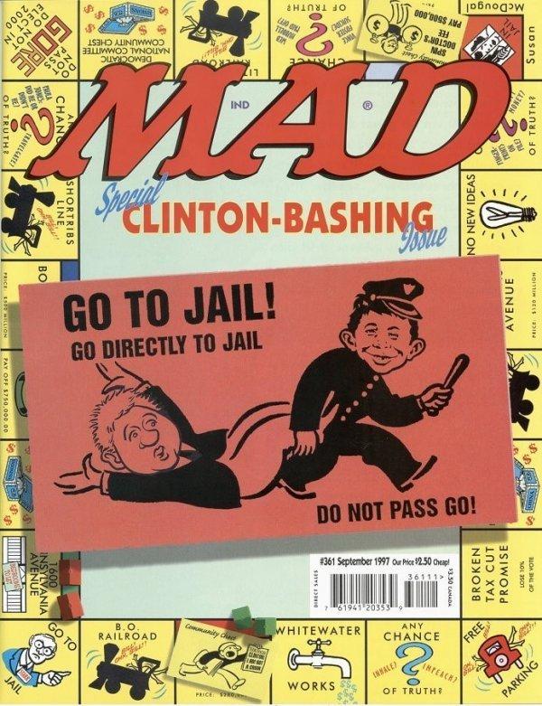 Mad Magazine #361