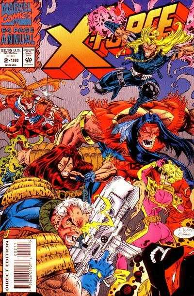 X-Force Annual #2
