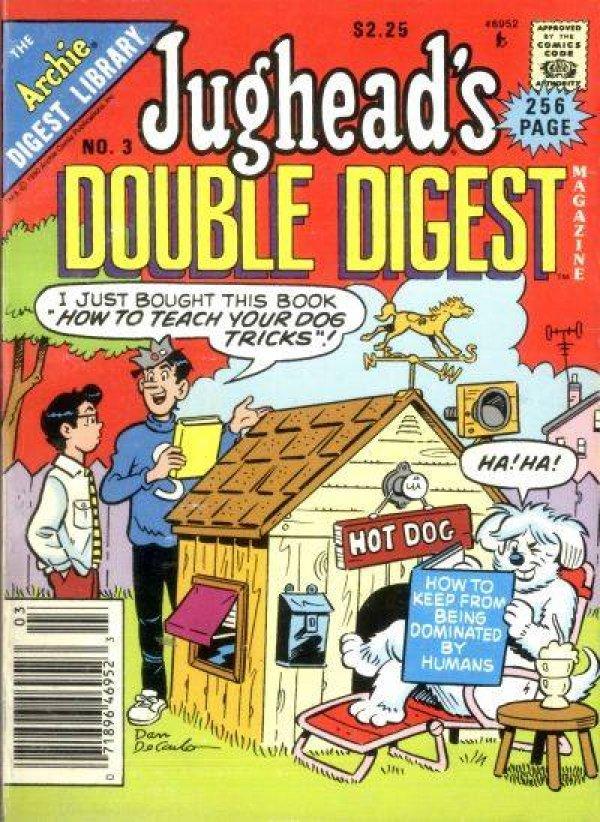 Jughead's Double Digest #3