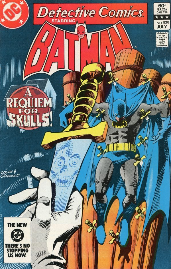 Detective Comics #528