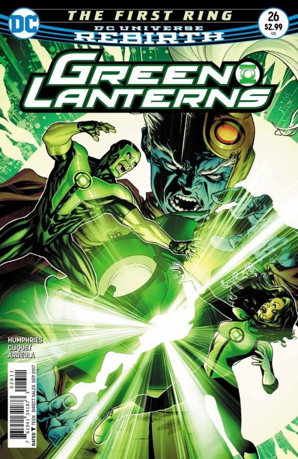 Green Lanterns #26