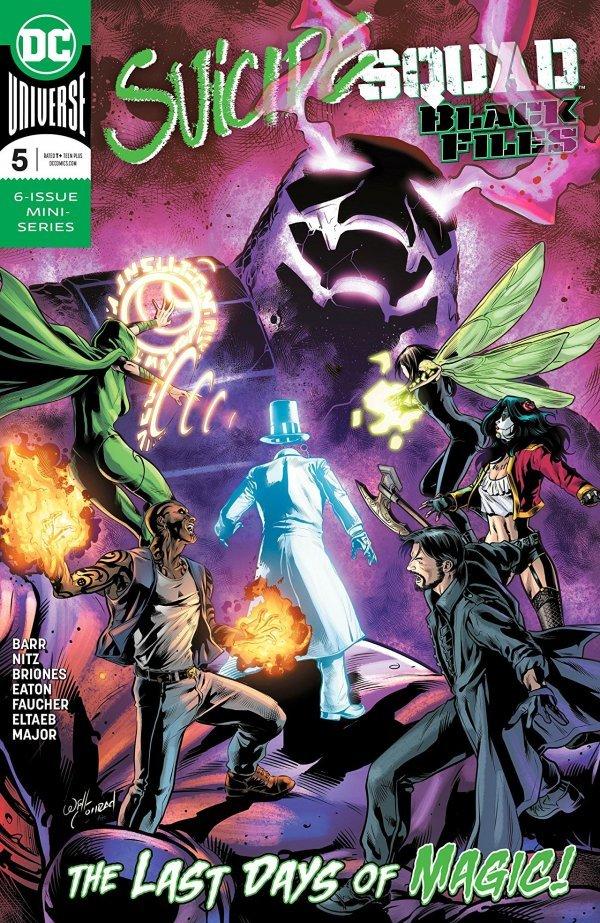Suicide Squad: Black Files #5