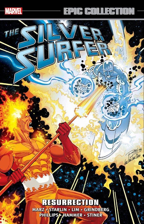 Silver Surfer Epic Collection: Resurrection TP