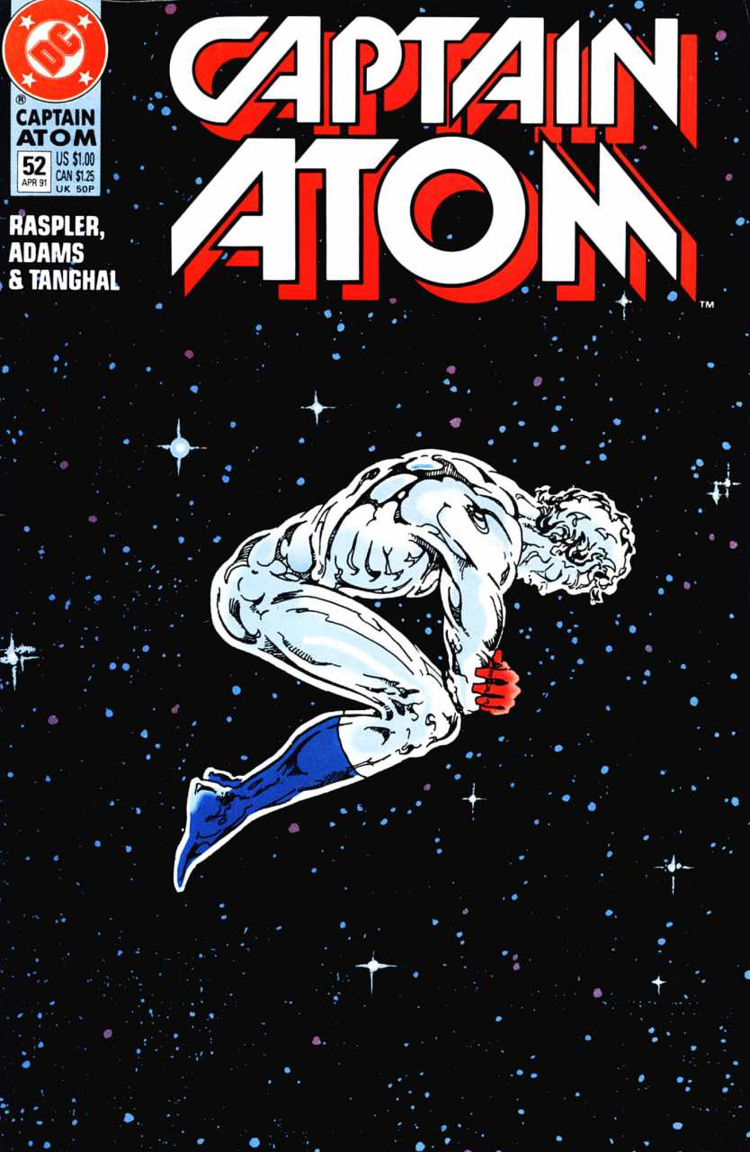 Captain Atom #52