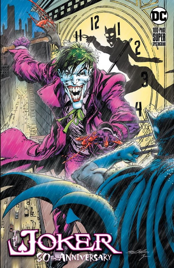 The Joker 80th Anniversary 100-Page Super Spectacular #1