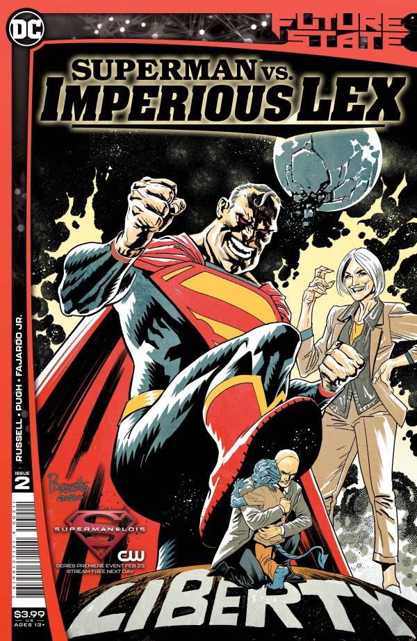 Future State: Superman vs. Imperious Lex #2