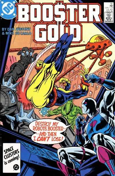 Booster Gold #10