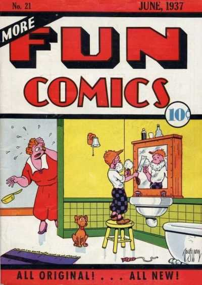 More Fun Comics #21