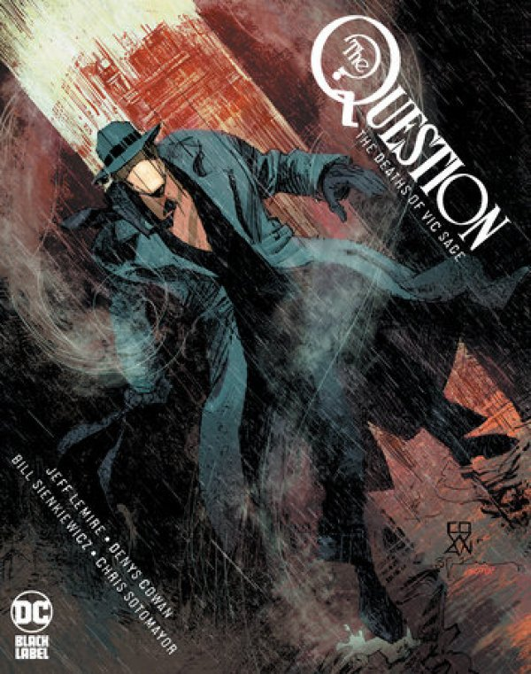 The Question: The Deaths of Vic Sage HC