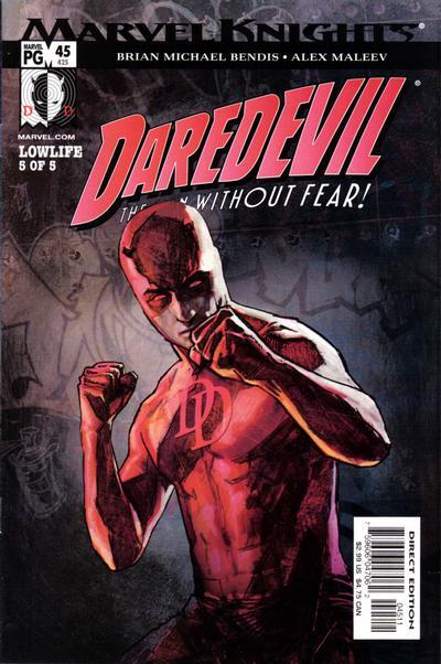 Daredevil #45
