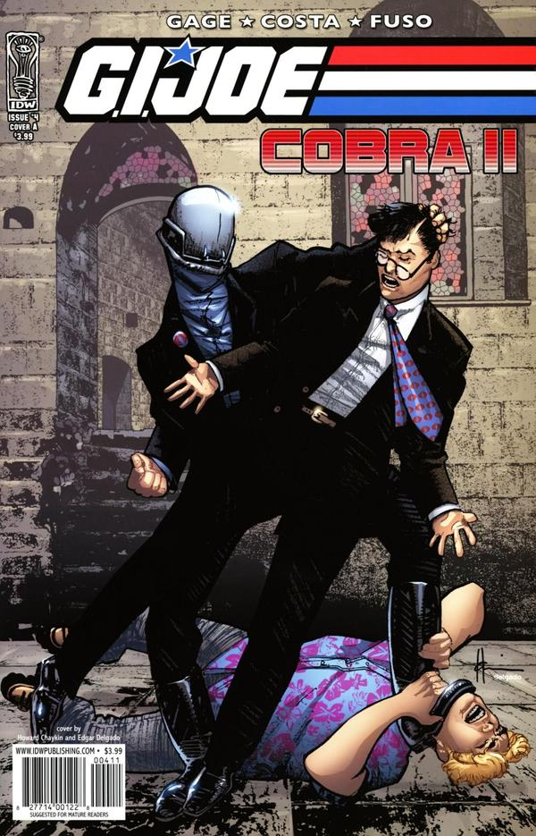G.I. Joe: Cobra II #4