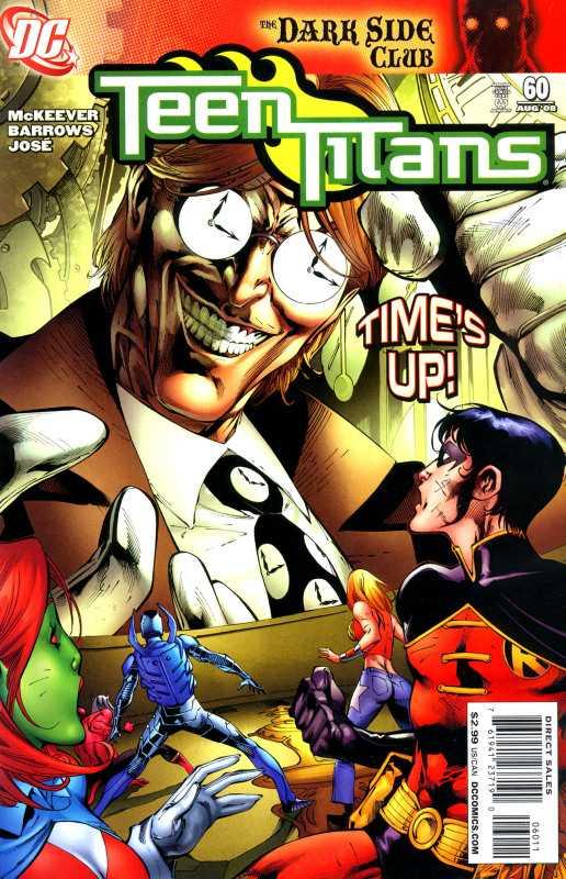 Teen Titans #60