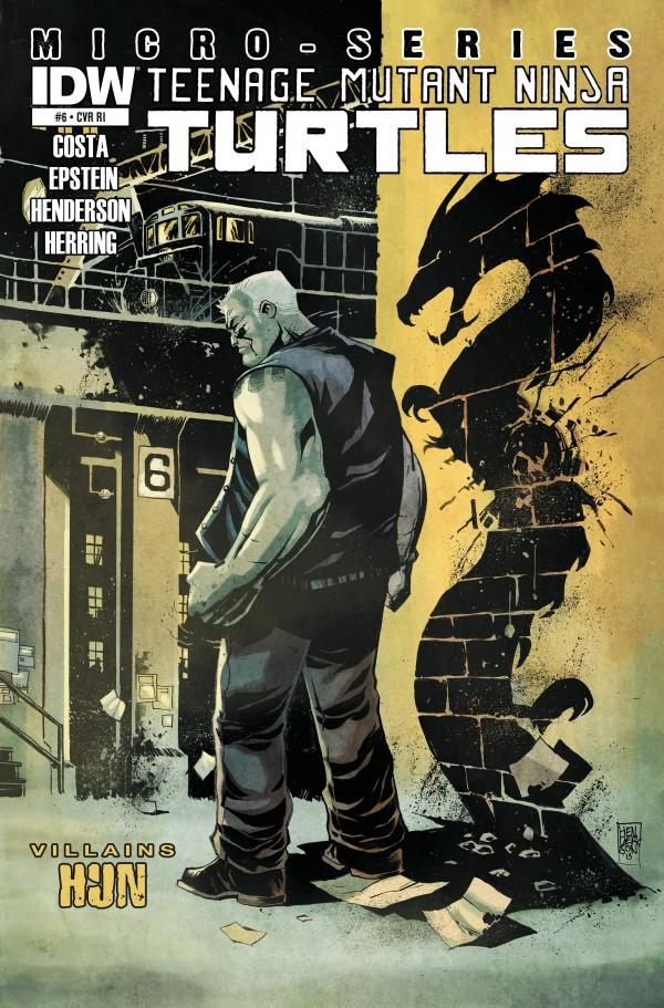 Teenage Mutant Ninja Turtles: Villains Micro-Series #6