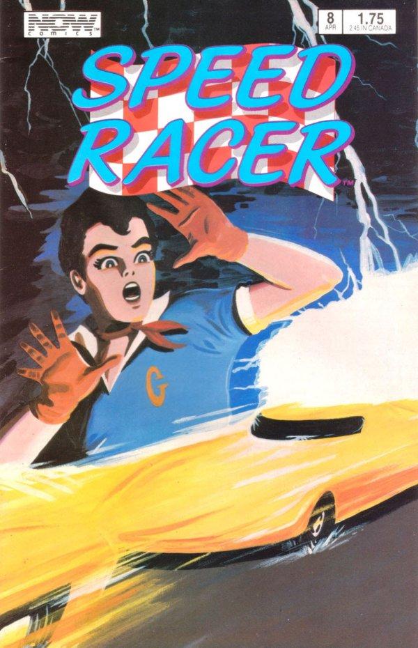Speed Racer #8