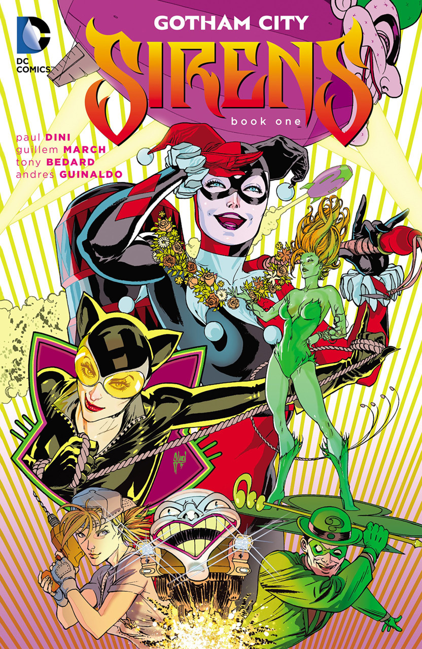 Gotham City Sirens Book 1 TP
