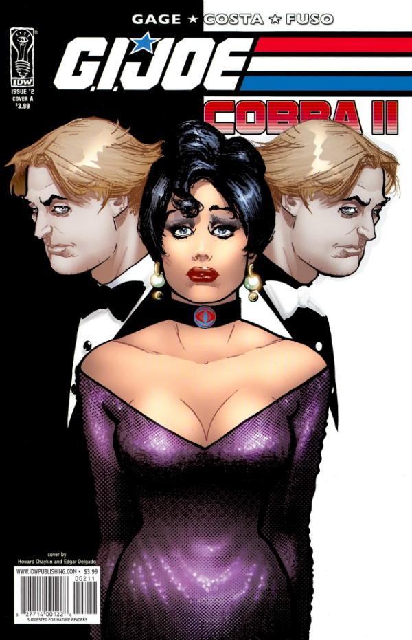 G.I. Joe: Cobra II #2