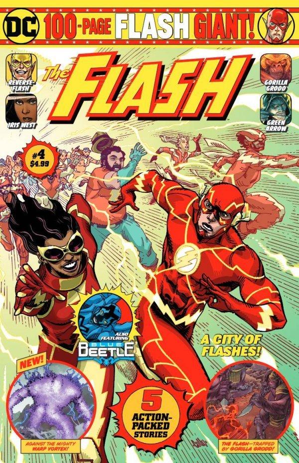 Flash Giant #4