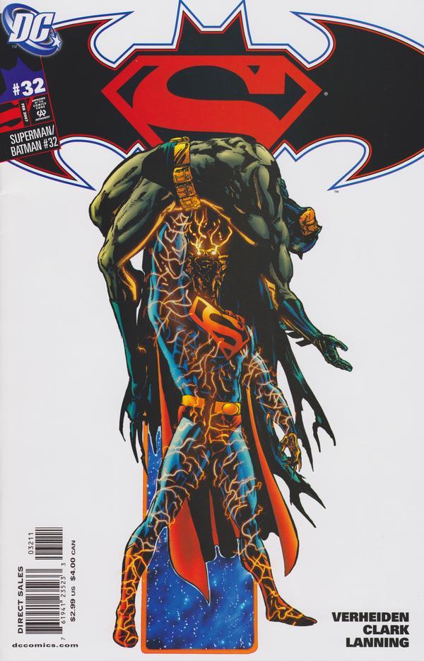 Superman / Batman #32