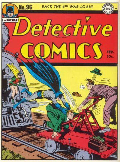 Detective Comics #96
