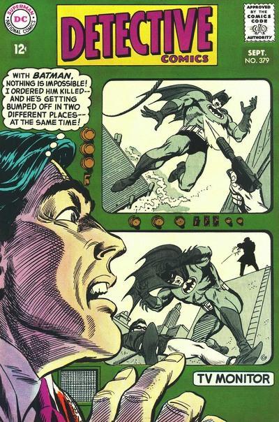 Detective Comics #379