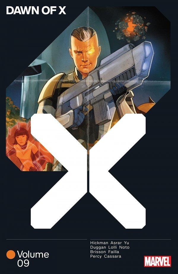 Dawn of X Vol. 9 TP