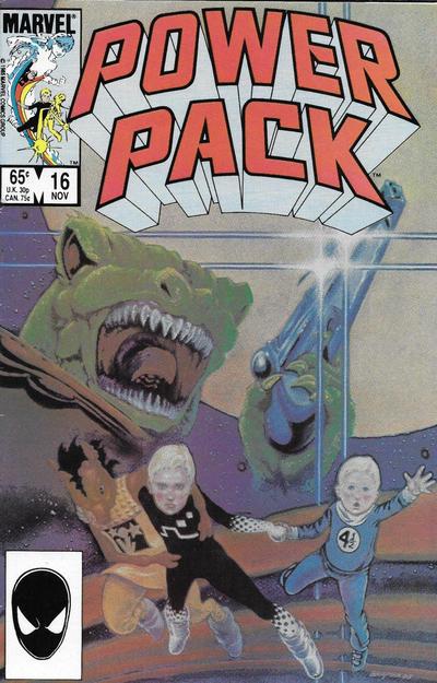 Power Pack #16