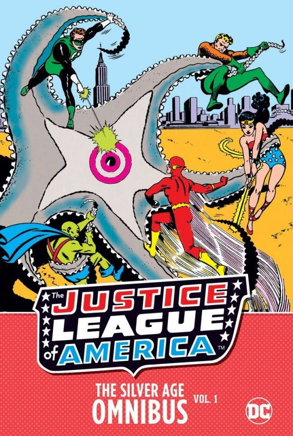 Justice League of America: The Silver Age Omnibus Vol. 1 HC New Edition