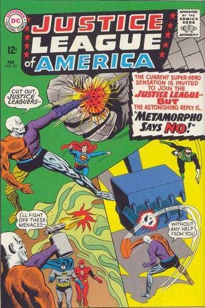 Justice League of America #42