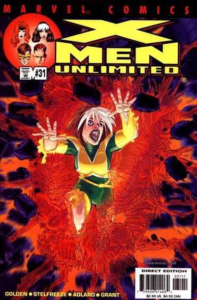 X-Men Unlimited #31