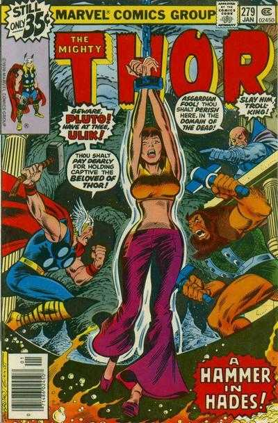 The Mighty Thor #279