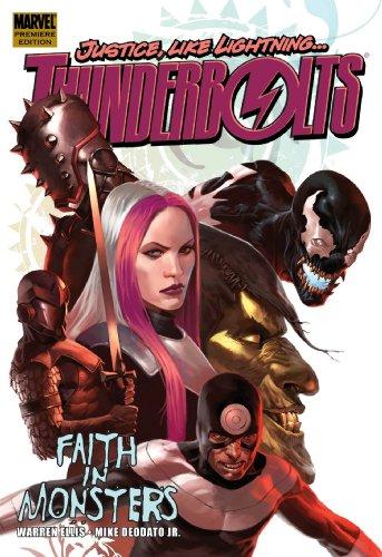 Thunderbolts By Warren Ellis Vol. 1: Faith in Monsters HC