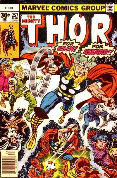 The Mighty Thor #257