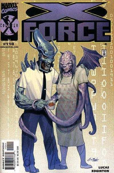 X-Force #110