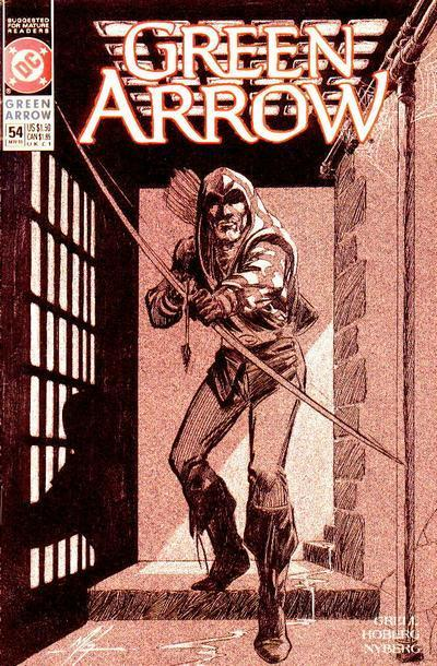 Green Arrow #54