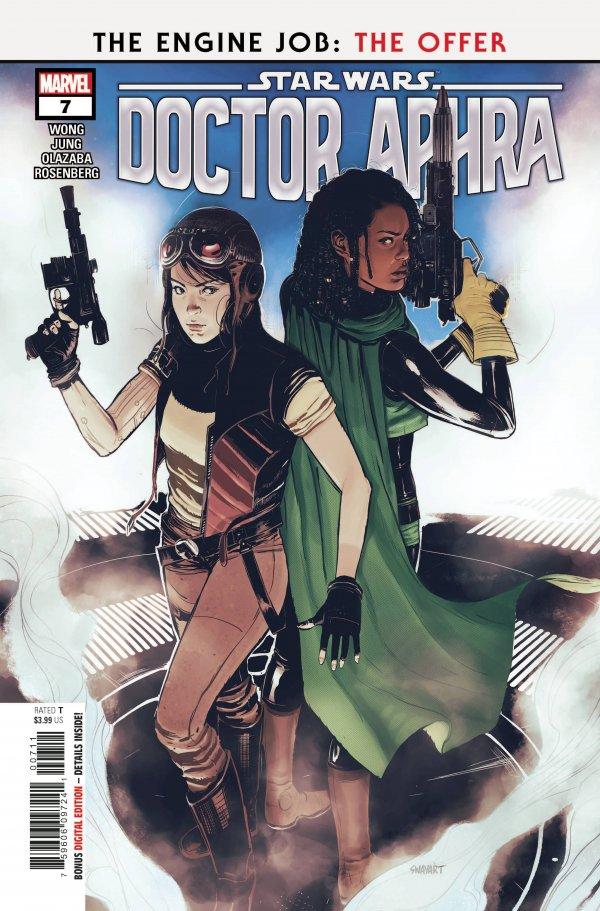 Star Wars: Doctor Aphra #7