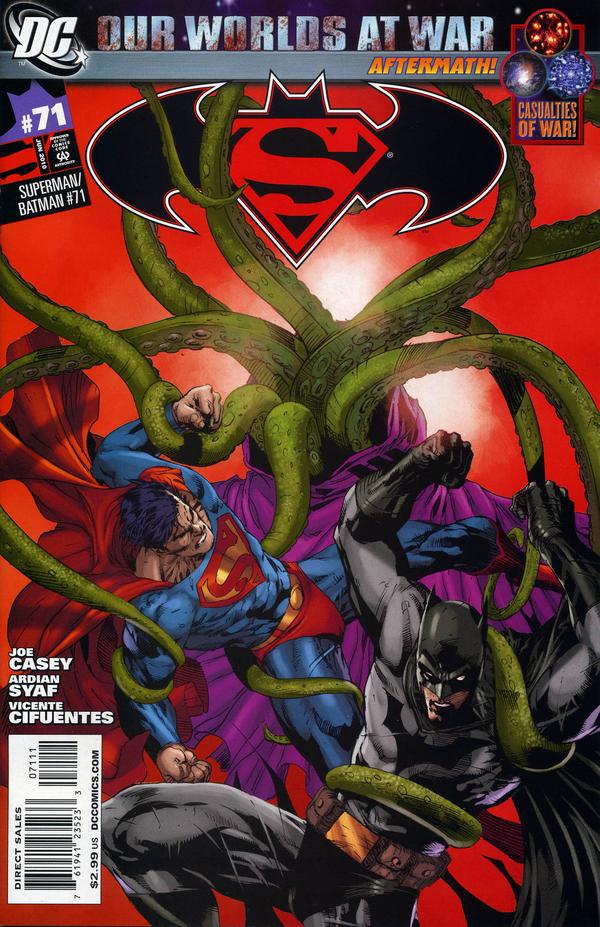 Superman / Batman #71