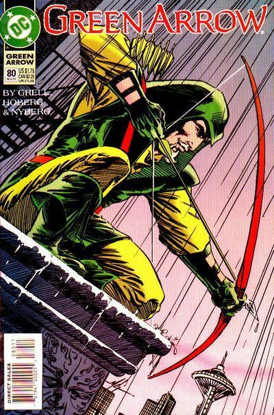 Green Arrow #80