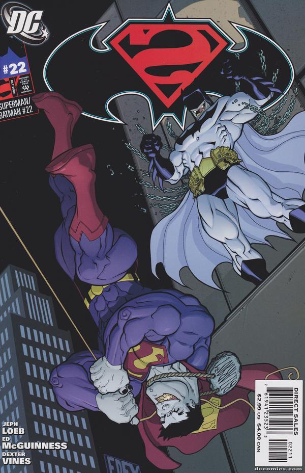 Superman / Batman #22