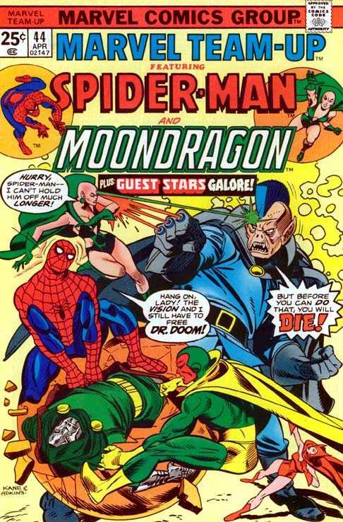 Marvel Team-Up #44
