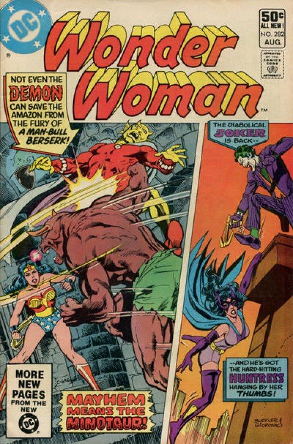 Wonder Woman #282
