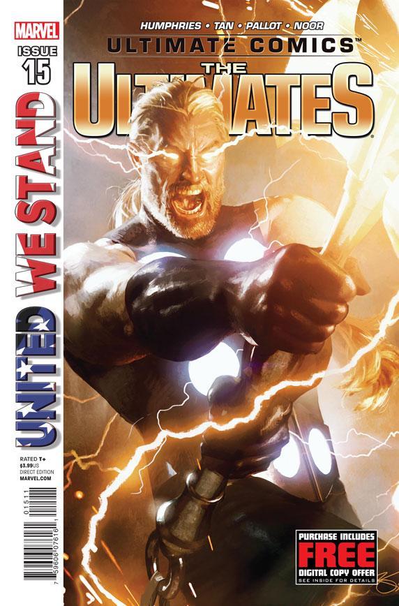 Ultimate Comics: The Ultimates #15