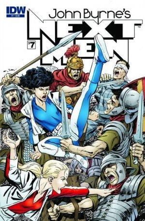 Next Men #7
