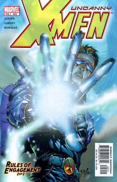 Uncanny X-Men #422