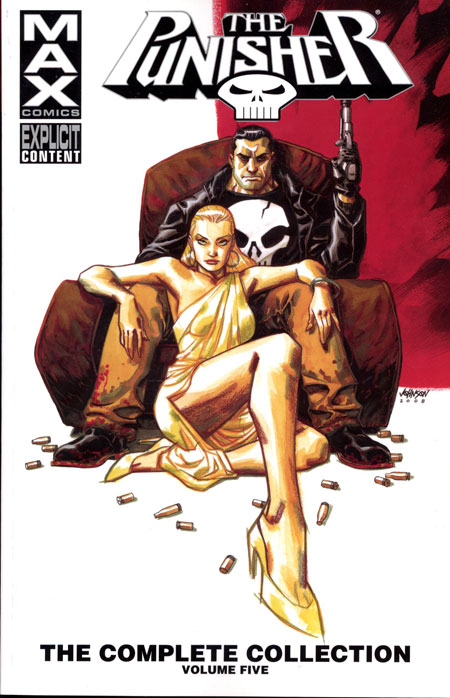 The Punisher MAX: The Complete Collection Vol. 5 TP