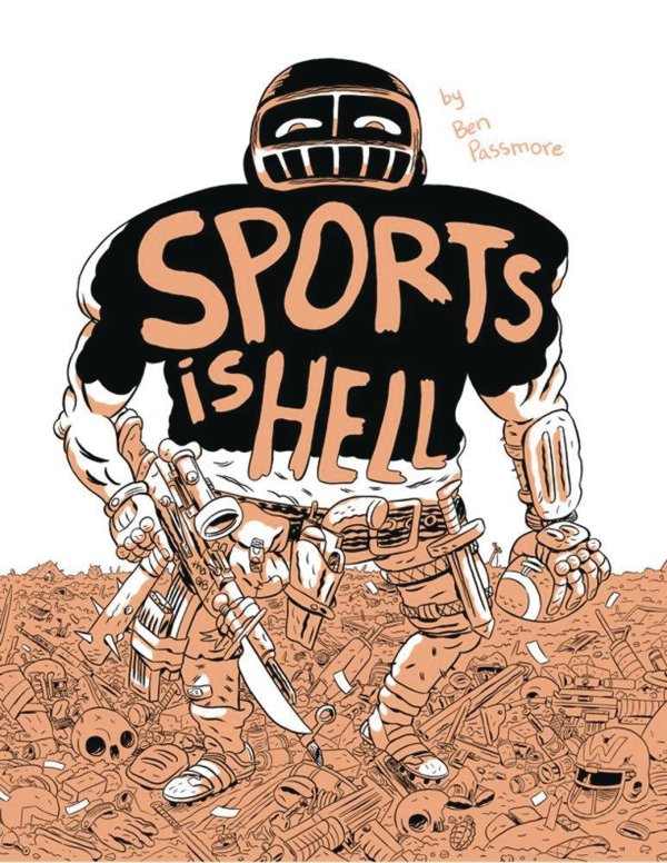 Sports Is Hell Gn